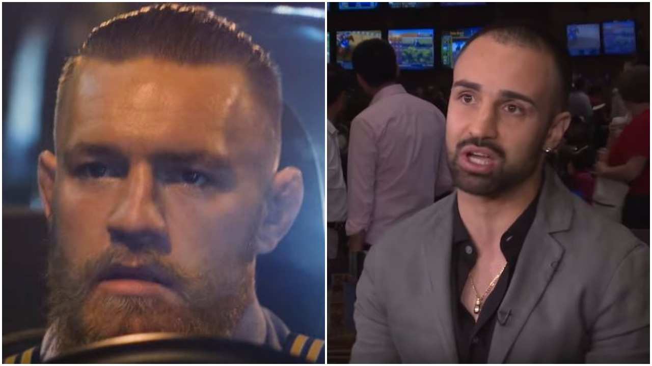 Conor McGregor's Coach Outlines Why Paulie Malignaggi