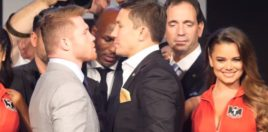 Gennady Golovkin vs Canelo Alvarez Press Conference