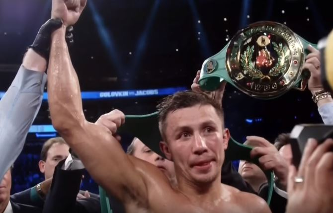 Golovkin vs Canelo Episode 2