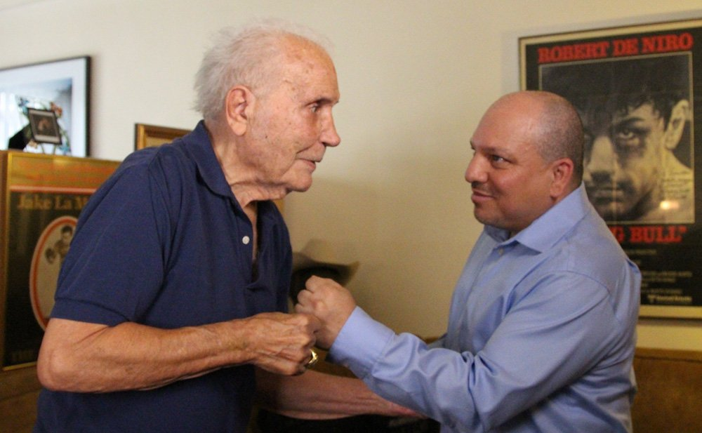 Jake LaMotta Has Passed Away