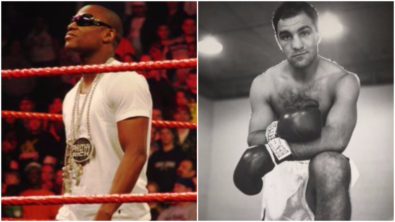 Mayweather Compared To Rocky Marciano