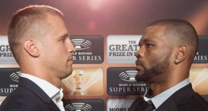 Mike Perez vs Mairis Briedis