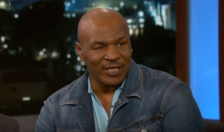 Mike Tyson Reacts To Pacquiao