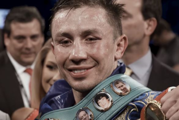 Golovkin promoter says GGG may fight Cotto in December
