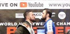 What Time Is Joseph Parker vs Hughie Fury
