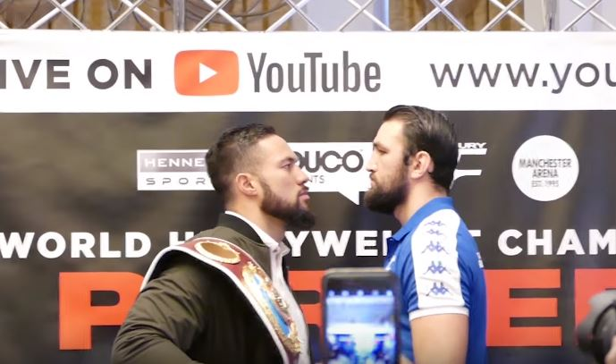 Boxing Preview - Fury v Parker