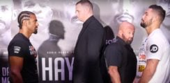 david haye vs tony bellew rematch
