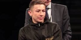 ggg reaction to canelo