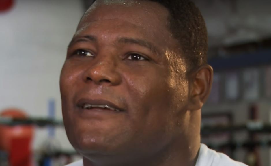Luis Ortiz Added To Garcia vs Easter Card