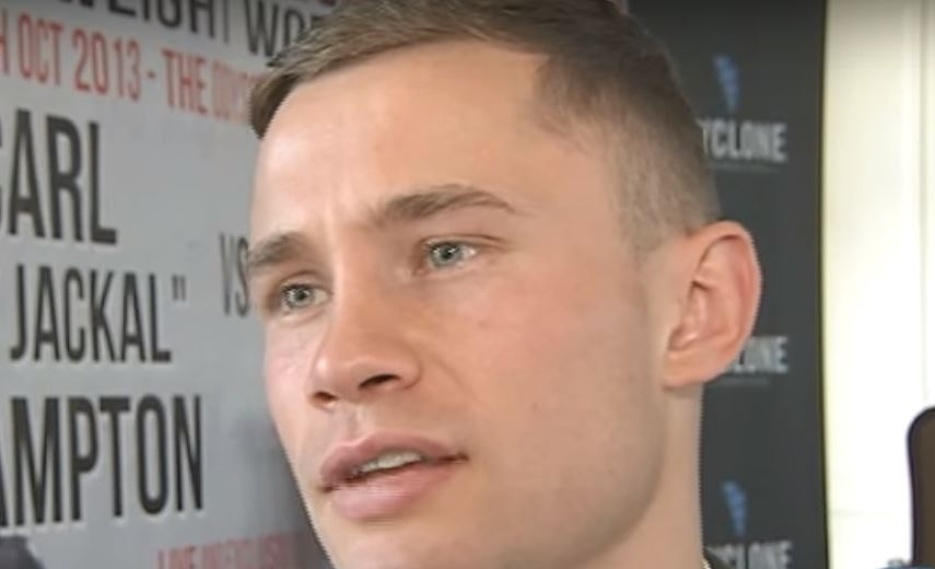 Frampton confirms Moore as new trainer
