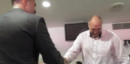 Tyson Fury Jokingly