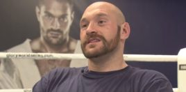 tyson fury makes emotional