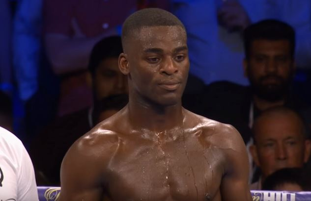 Anthony Joshua Undercard Results