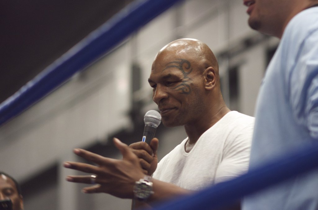 Mike Tyson Opponents