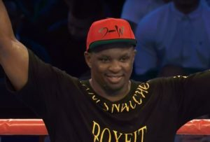Eliminator Called For Whyte