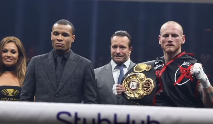Chris Eubank vs George Groves