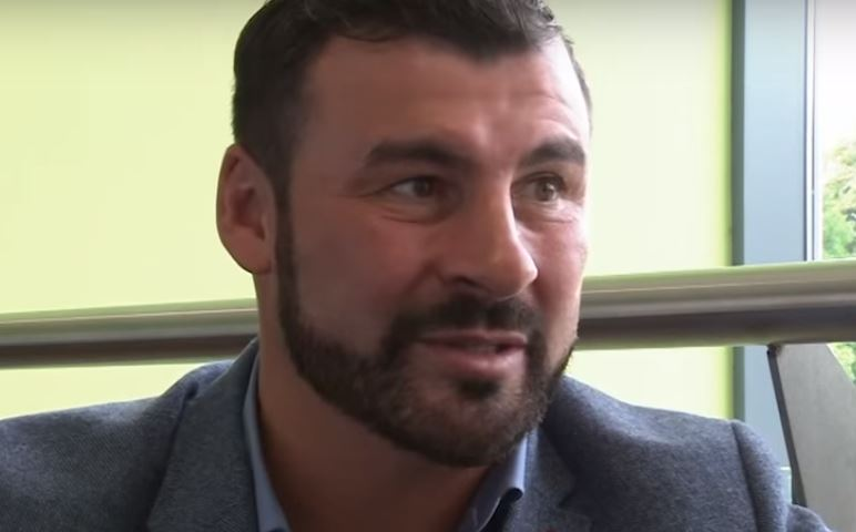 joe calzaghe on anthony joshua