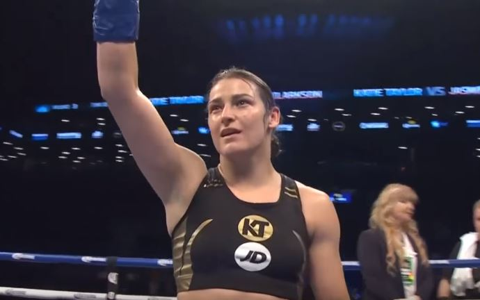 Katie Taylor After First World Title Defence