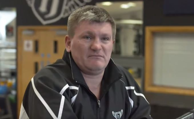 ricky hatton believes