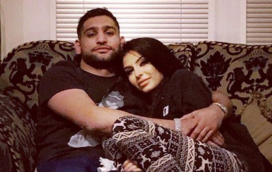 Amir Khan was getting divorced