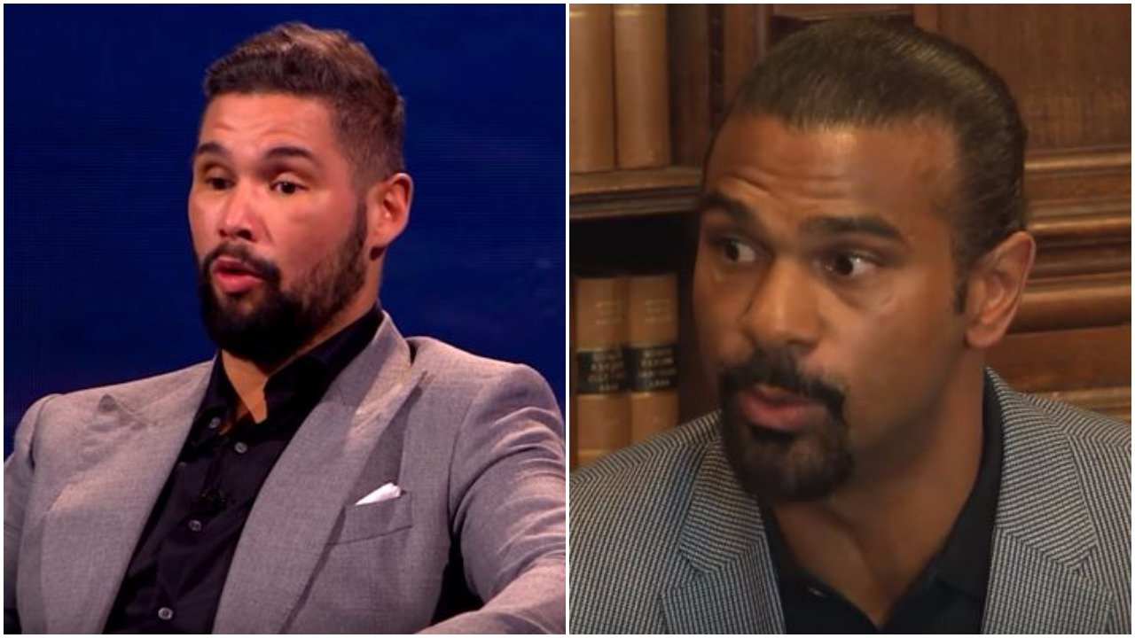 Bellew vs Haye 2 postponed due to David Haye arm injury
