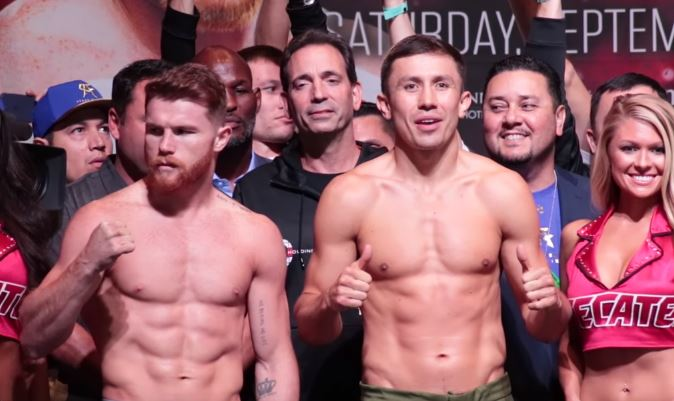 Golovkin vs Canelo Rematch Confirmed