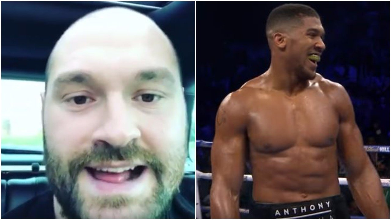 Tyson Fury Making Big Demands