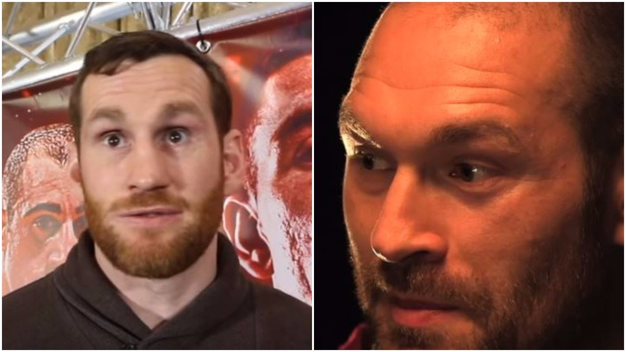 Tyson Fury and David Price