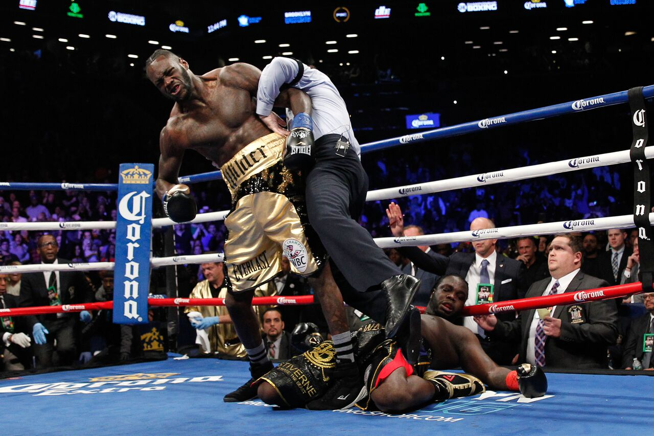 Wilder Defends