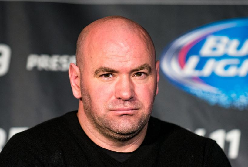 Dana white refuses to work with two promoters when he for Dans white