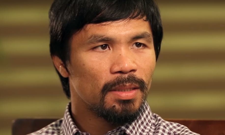 Could Pacquiao Drop Down From Welterweight For Next Fight