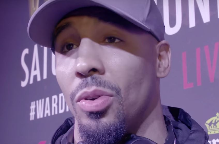 Andre Ward Reacts To Mayweather Coming Back To Rematch Pacquiao