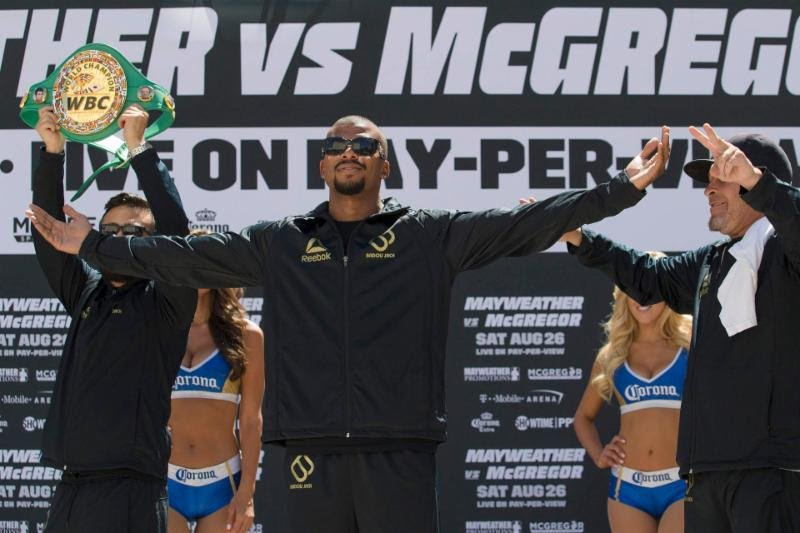 Badou Jack Reacts To Mayweather vs Pacquiao 2 News - Gives His Take