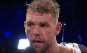 Billy Joe Saunders Credits