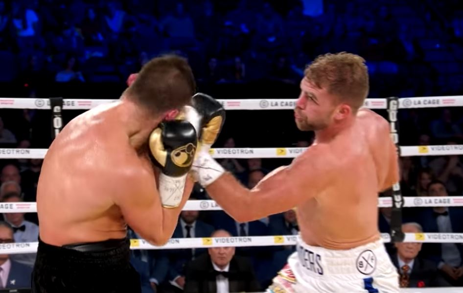 Billy Joe Saunders Trolling Of Lemieux