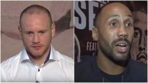 DeGale Straight
