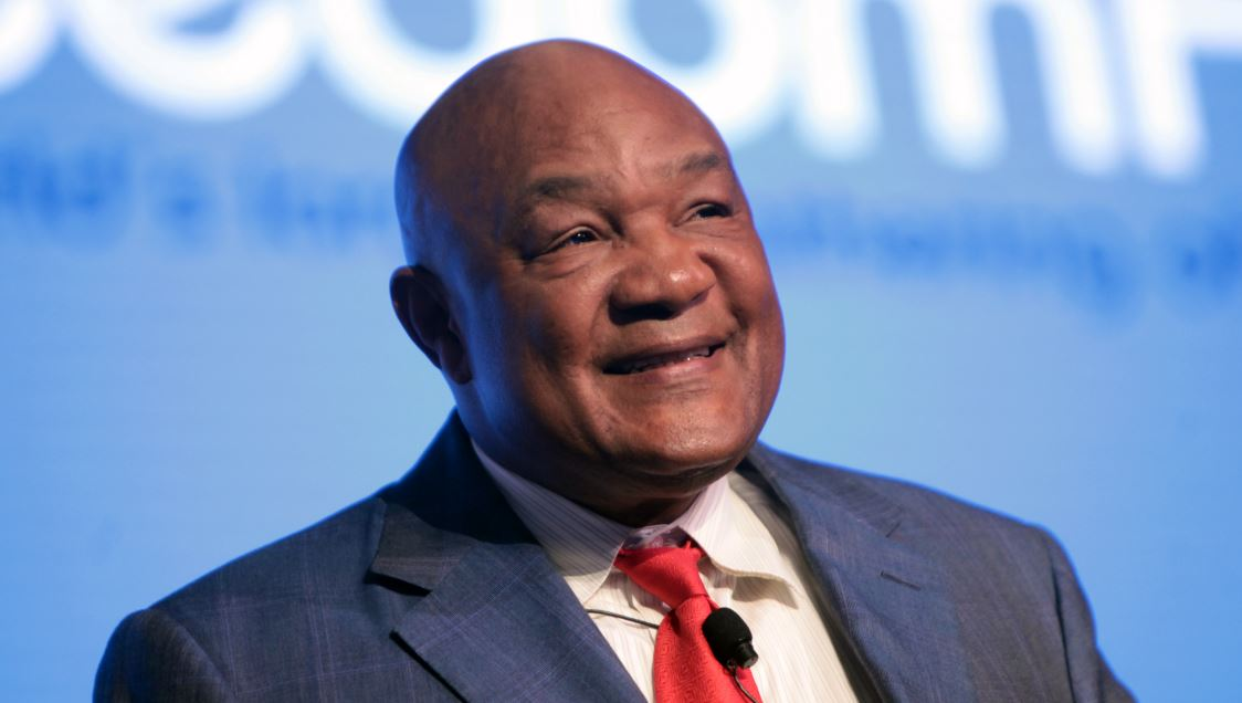 George Foreman Reveals What His Best Punch Was