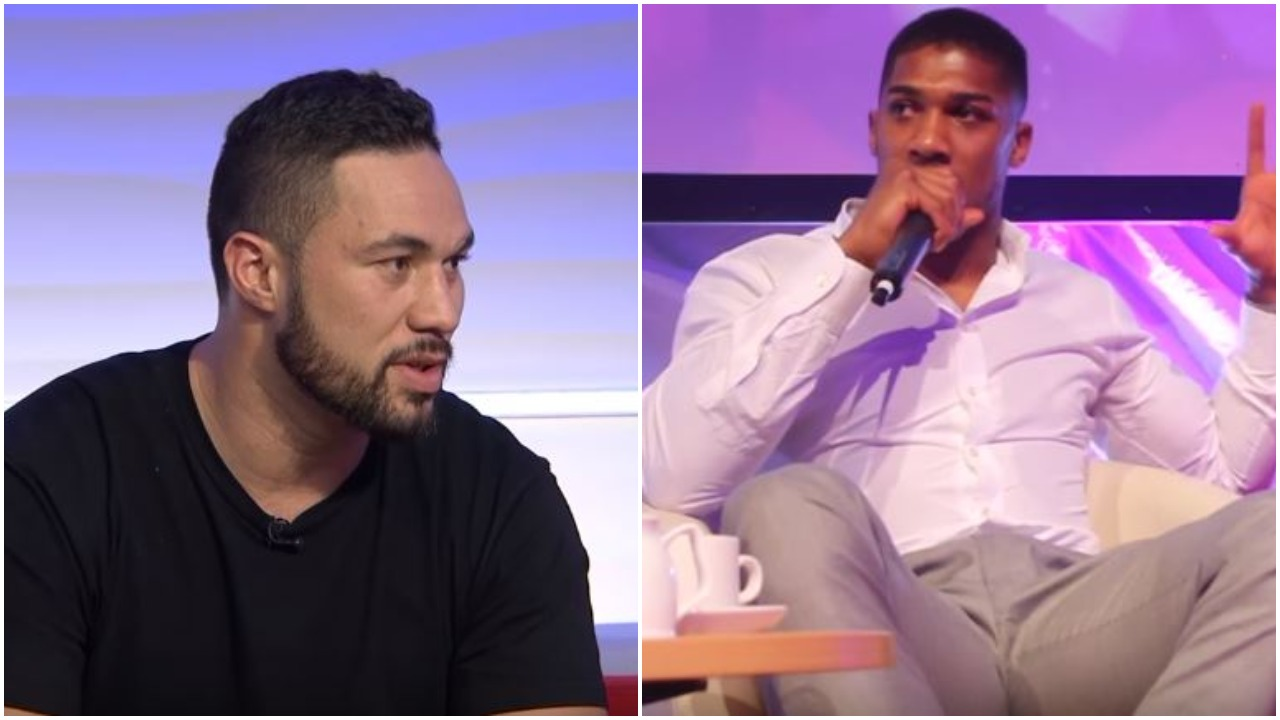 Joshua vs Parker To Be Shown