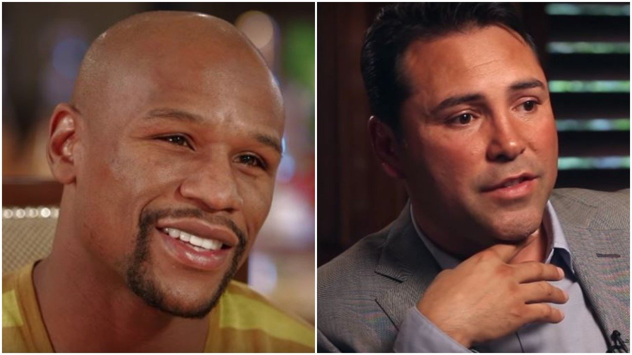 Mayweather's Uncle Blasts De La Hoya As A Drunk