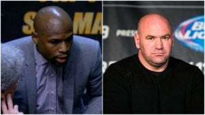 Mayweather Meeting With Dana White