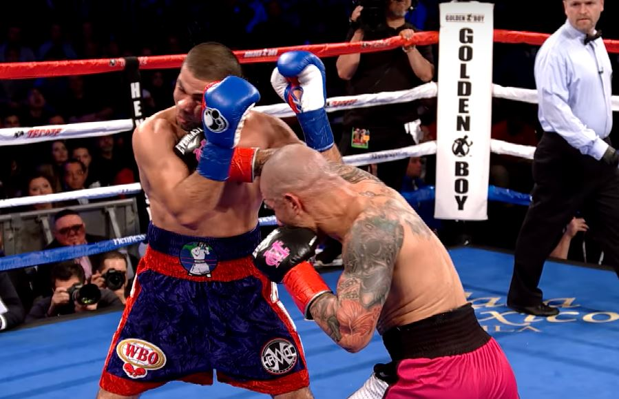 Ali defeats Cotto, wins WBO junior middleweight crown