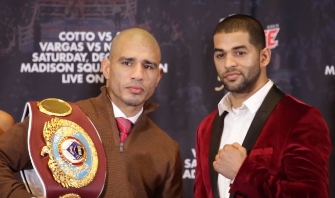 Miguel Cotto vs Sadam Ali Prediction