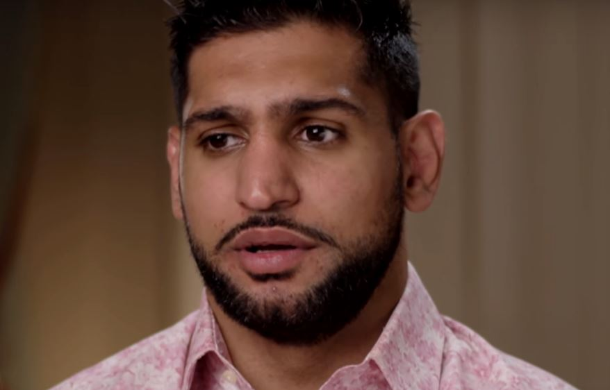 Khan Reveals How Fake Friends Disappeared After Canelo Loss