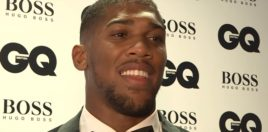 A Claim Joshua Made That Begs The Question Is He Overlooking Parker