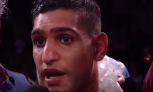 Boxing World Reacts To Khan