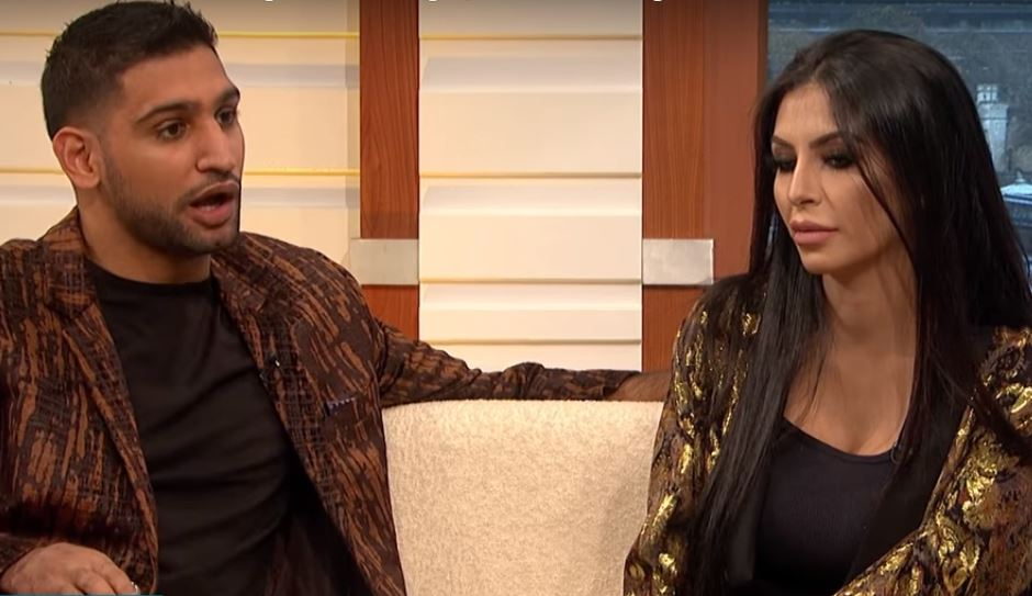 Amir Khan Reacts To Abuse About His Wife