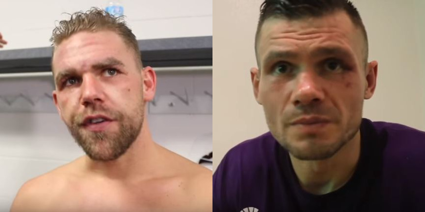 Billy Joe Saunders v Martin Murray scheduled for April 14
