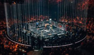 Breath Taking Photo Paints Incredible Picture For Boxing