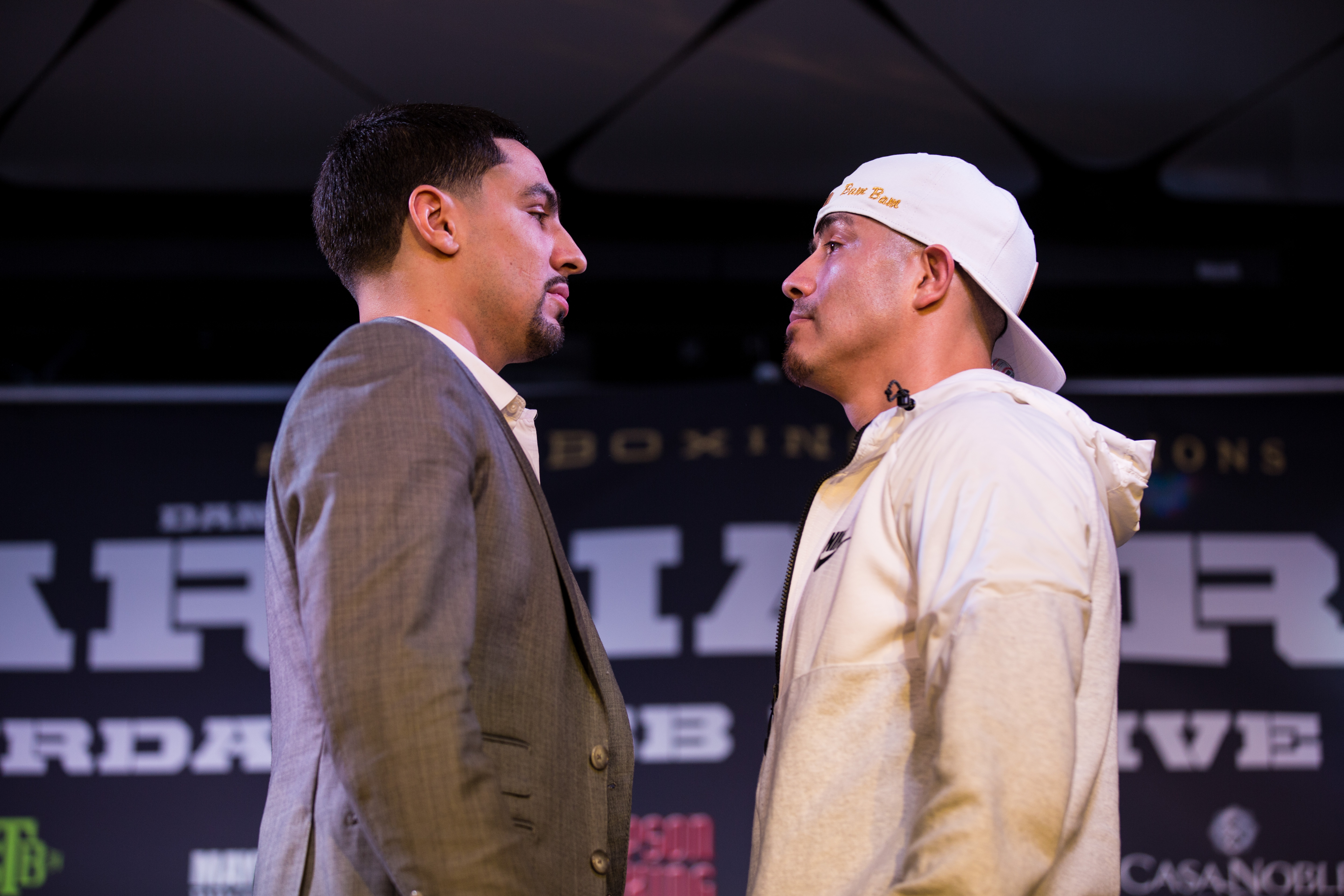 Danny Garcia Promises To Break Face