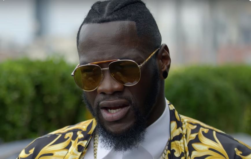 Deontay Wilder Found Guilty